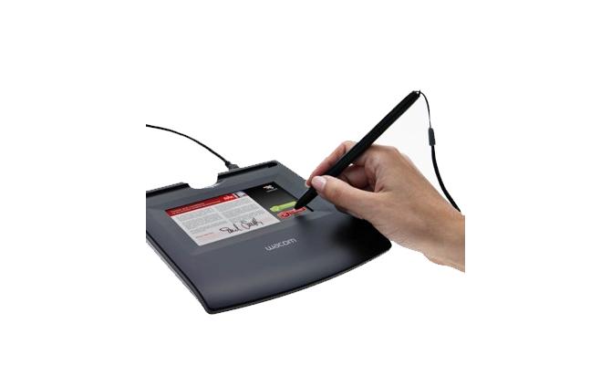电子签名板
